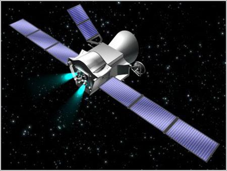 BepiColombo de camino a Mercurio - ESA
