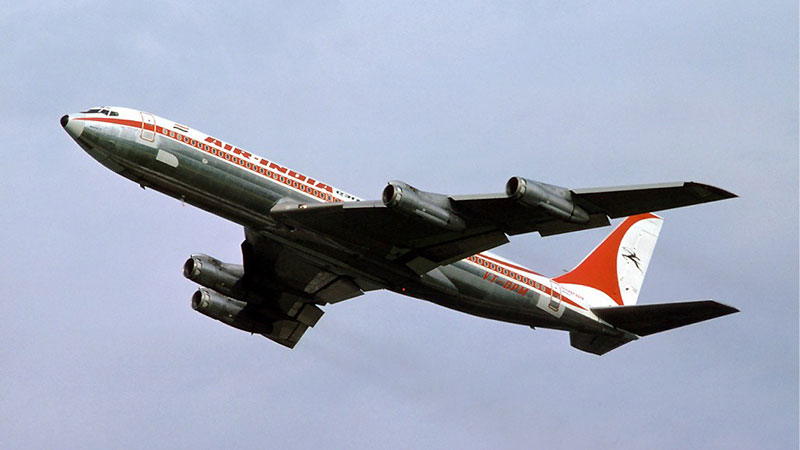 Boeing 707 de Air India