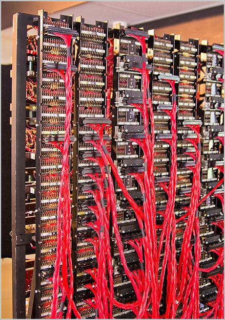 Panel de cables