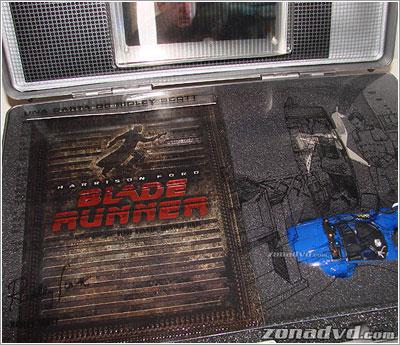 Caja Blade Runner edición para coleccionistas © ZonaDVD