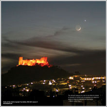 Castle and Sky © Paco Bellido