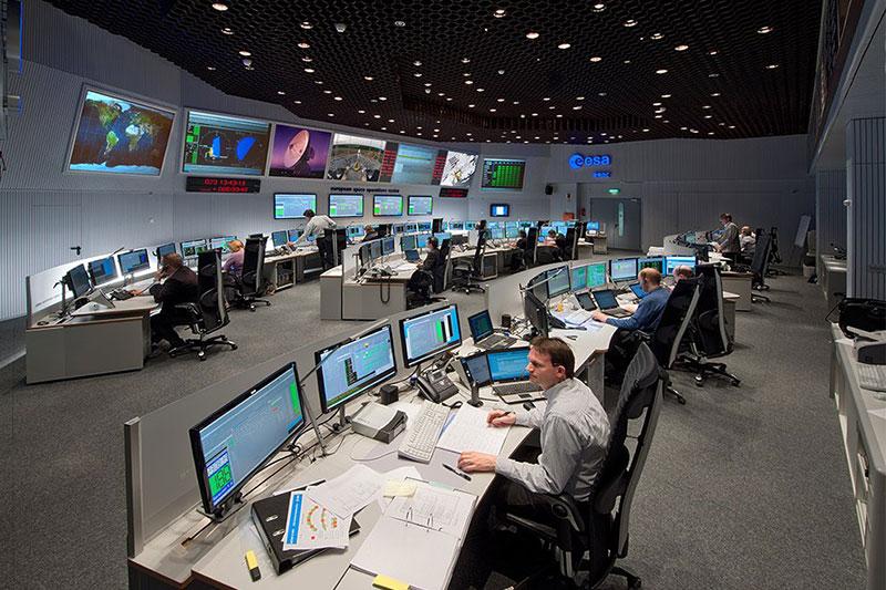 Sala de control de Copérnico