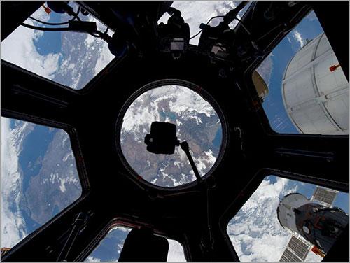 Turquía desde la cúpula de la ISS