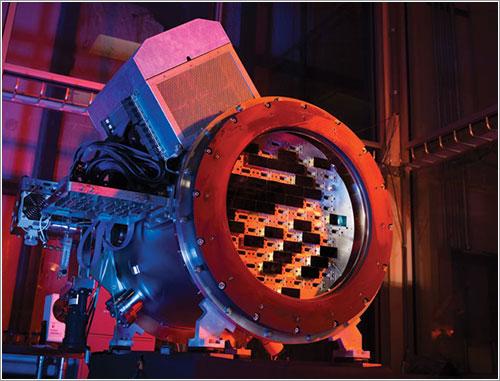 Cámara del Fermilab
