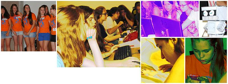 Campus para chicas de la UGR