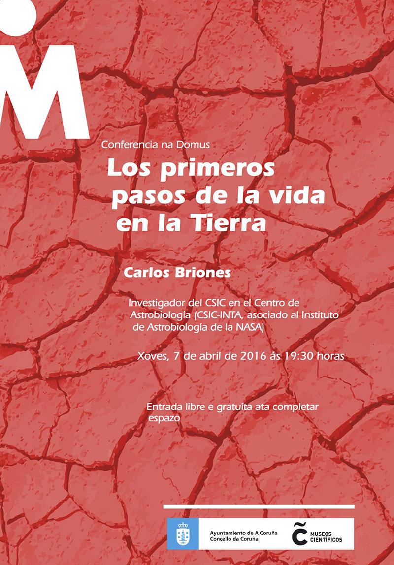 Carlos Briones en Domus