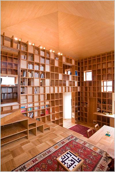 Casa librería