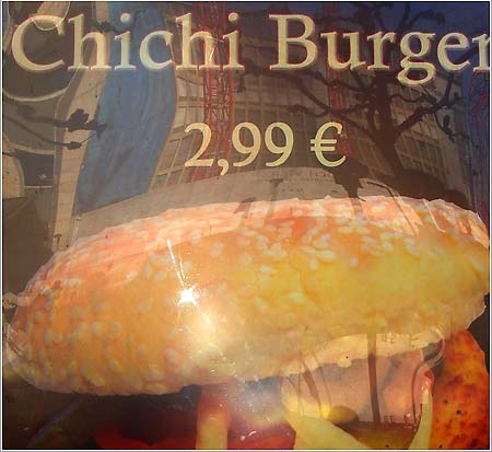 Chichi Burger © etireno/bacua