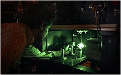 Fotogalería: científicos en el laboratorio