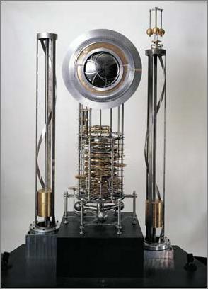 El reloj de los 10.000 años / The Long Now Foundation, foto de Rolfe Horn