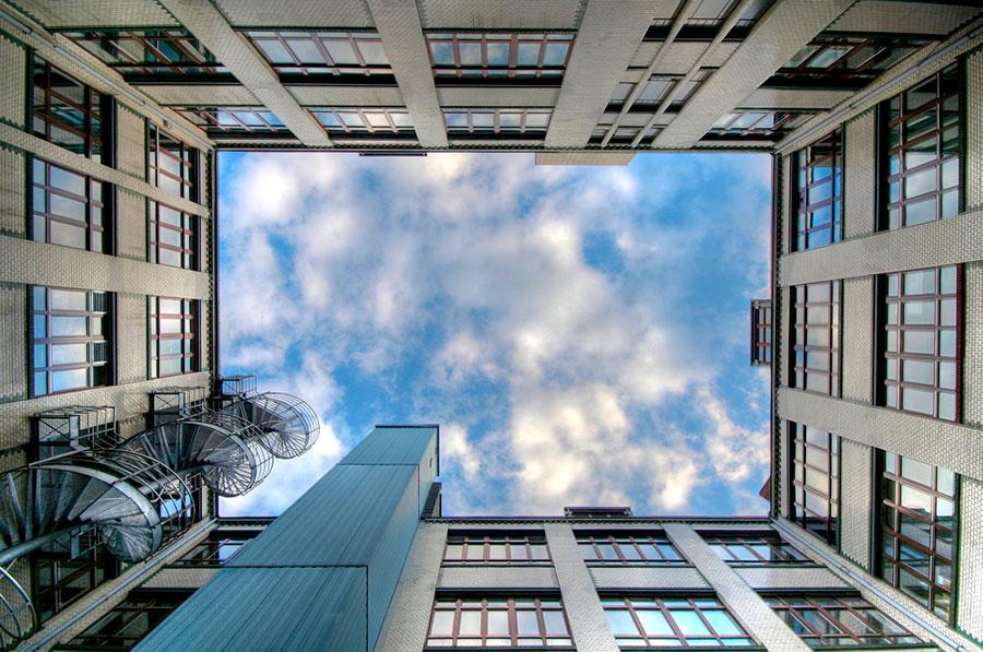 Foto: Endlich himmelblau (CC) Till Krech @ Flickr