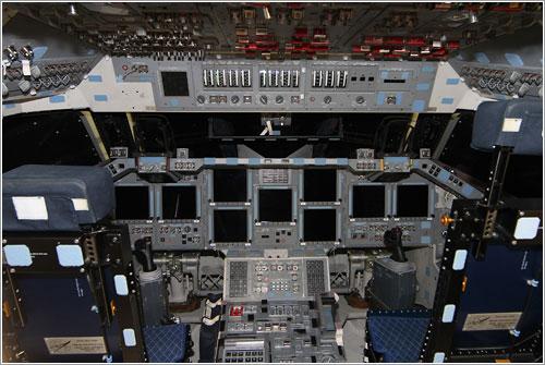 Endeavour apagado - NASA/Ben Smegelsky