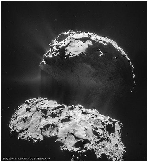 Cometwatch 3 de febrero de 2015