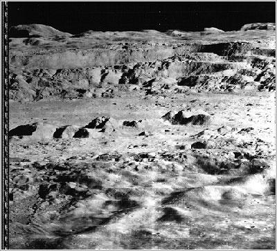 Copérnico en 1966 - NASA