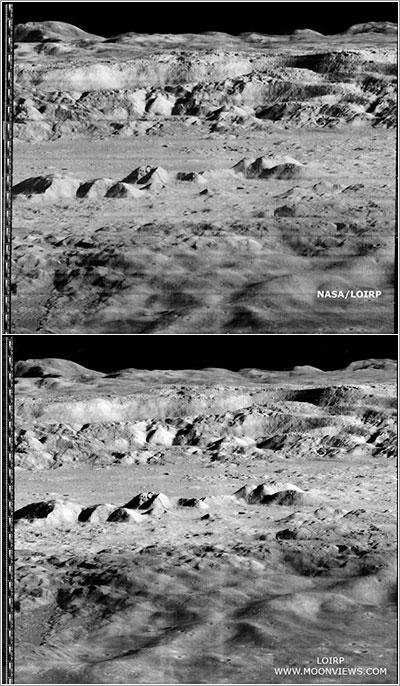 Copérnico revisitado en 2009 y 2012 - NASA/LOIRP