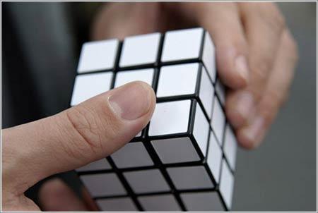 Cubo de Rubik para vagos © SpY