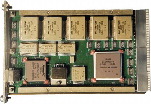 Uno de los ordenadores de a bordo de Curiosity