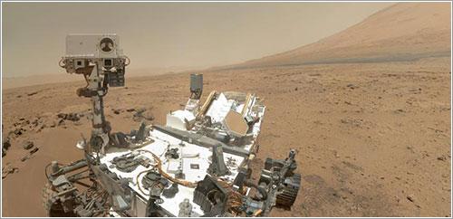 Autorretrato de Curiosity en Marte - NASA/JPL-Caltech/Malin Space Science Systems