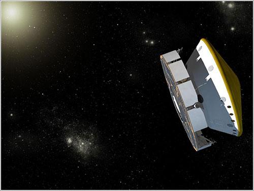 Curiosity en el espacio - NASA/JPL-Caltech