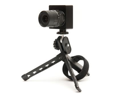 Esta cámara funciona imitando al ojo humano | Microsiervos