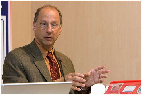 David Weinberger en Madrid
