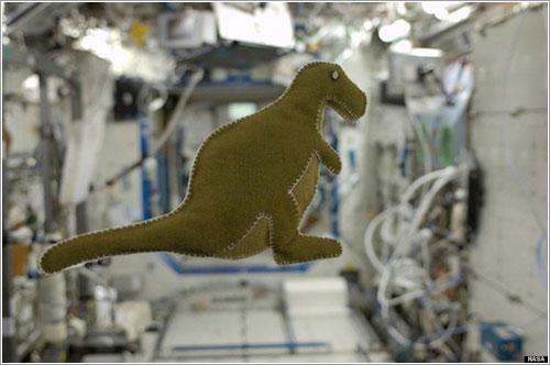 Dino espacial