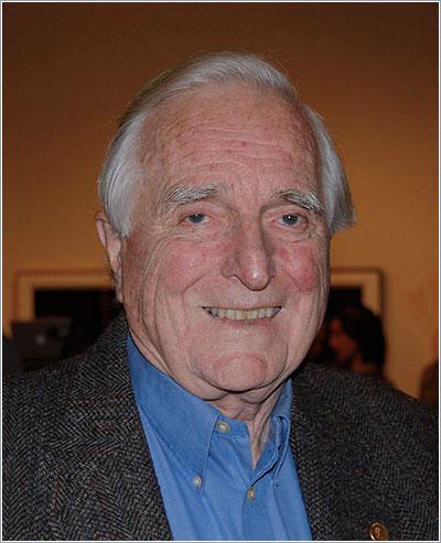 Douglas Engelbart en 2008