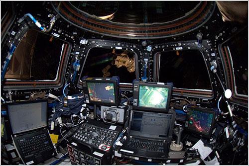 Cúpula de la ISS lista - NASA