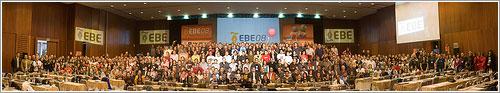 EBE08 - Foto de familia por Victoriano Izquierdo