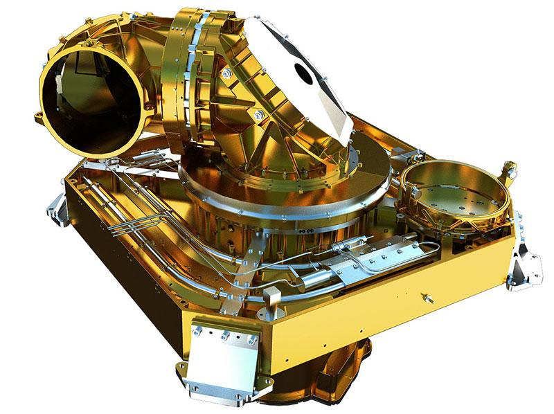 Terminal láser EDRS