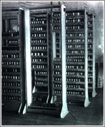 EDSAC / © Copyright Computer Laboratory, University of Cambridge