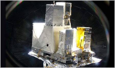 El EuTEF del Columbus / ESA