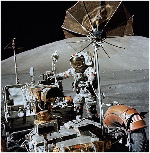 EVA del Apolo 17