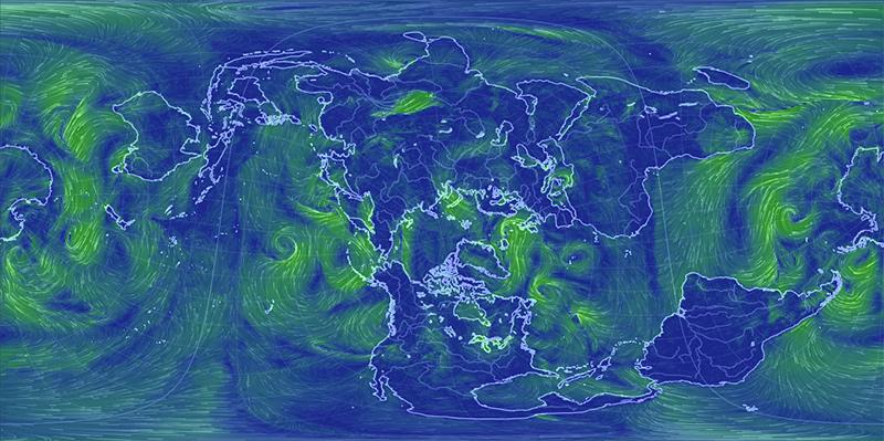 EarthWindMap 1