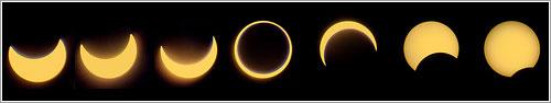 Eclipse anular de Sol del 3 de octubre de 2005