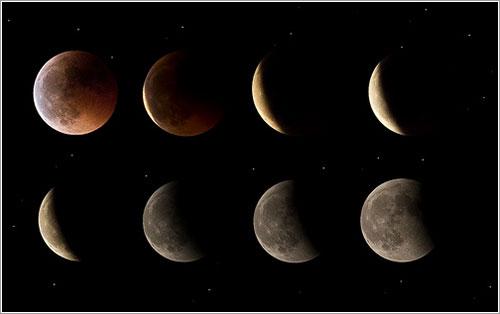 Lunas por Dzilam