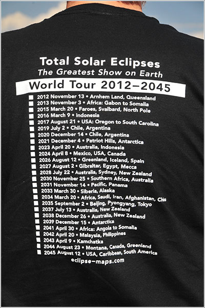 Eclipses hasta 2045 - eclipse-maps.com