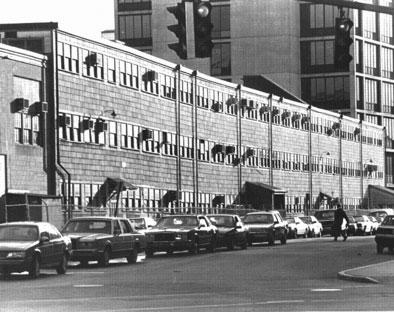 Edificio 20 / Foto © Museo del MIT