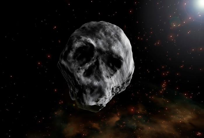 El asteroide de Halloween prepara su regreso en 2018 image 380