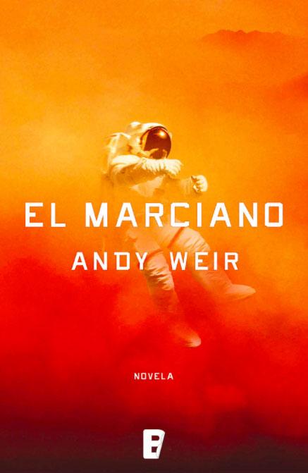 El marciano por Andy Weir