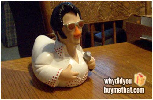Elvis pato - Dale