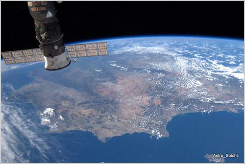 Spain coast por Soichi Noguchi