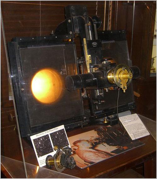 El estereocomparador usado para descubrir Plutón - CC Pretzelpaws