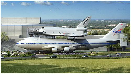 El Explorer y el NASA 905