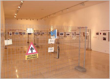 Exposición spotters en Málaga por Manuel Llama