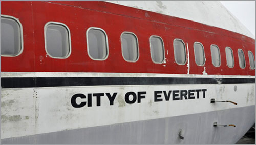 El City of Everett - Paul Thompson