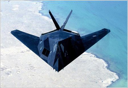 Adiós Al F 117 Night Hawk Microsiervos Aerotrastorno
