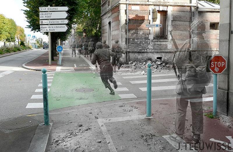 Cherburgo 1944 - 2012