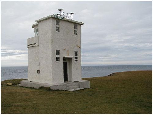 Faro de Bjargtangar