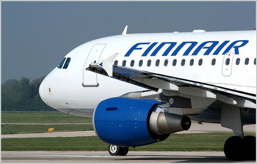 Finnair A319 por RHL Images